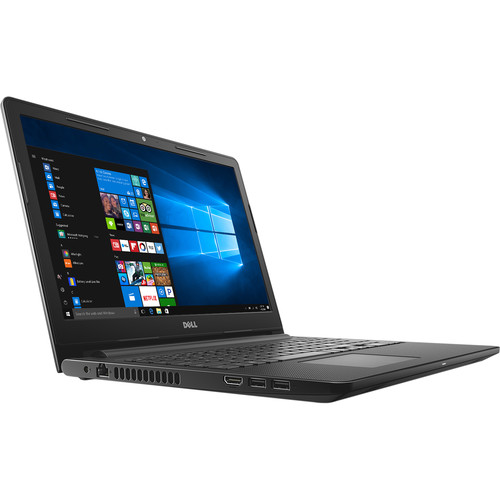 "Dell 15.6"" Inspiron 15 3000 Series Laptop (Black)"