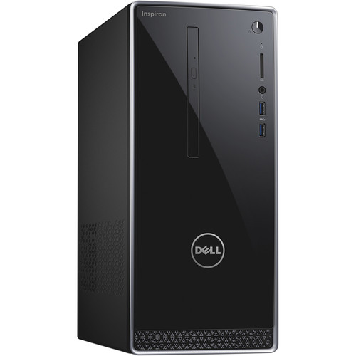 Dell Inspiron 3000 Series Mini Tower Desktop Computer