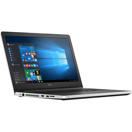 "Dell 15.6"" Inspiron 15 I5558-4287WHT Laptop (Glossy White)"