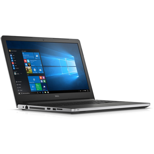 "Dell 15.6"" Inspiron 15 5000 Series Multi-Touch Notebook (Matte Silver)"