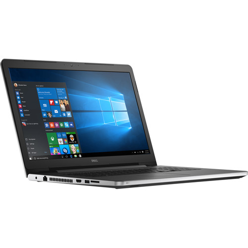 "Dell 17.3"" Inspiron 17 5000 Series Multi-Touch Notebook (Matte Silver)"