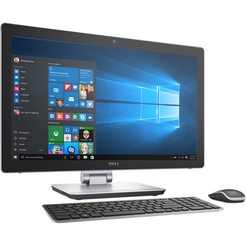 """Dell 24"""" Inspiron 24 7000 Multi-Touch All-in-One Desktop Computer"""