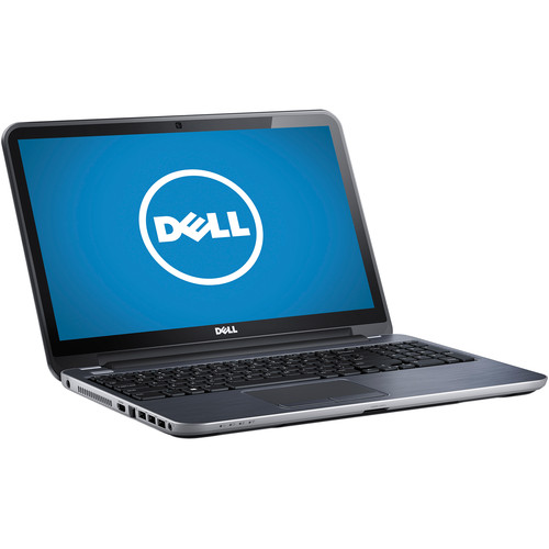 """Dell Inspiron 15R I15RMT-5124SLV 15.6"""" Multi-Touch Notebook Computer (Silver)"""
