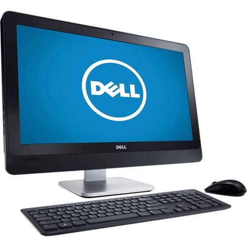 "Dell IO2330T-5001BK 23"" Multi-Touch All-in-One Desktop Computer"