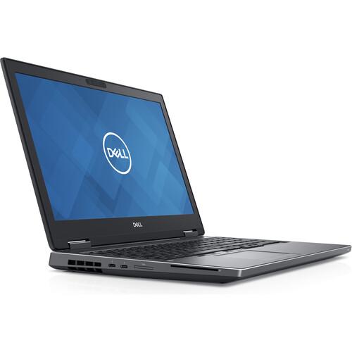 """Dell 15.6"""" Precision 7530 Mobile Workstation (i7-8850H, 16GB/500GB, Windows 10 Pro)"""
