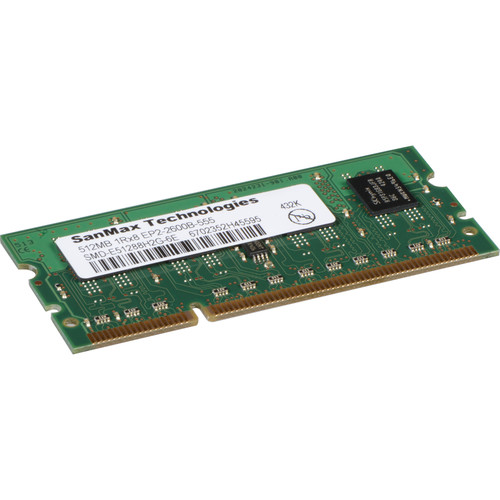 Dell 512MB DDR2-667 MHz SO-DIMM Secure Print Memory Module