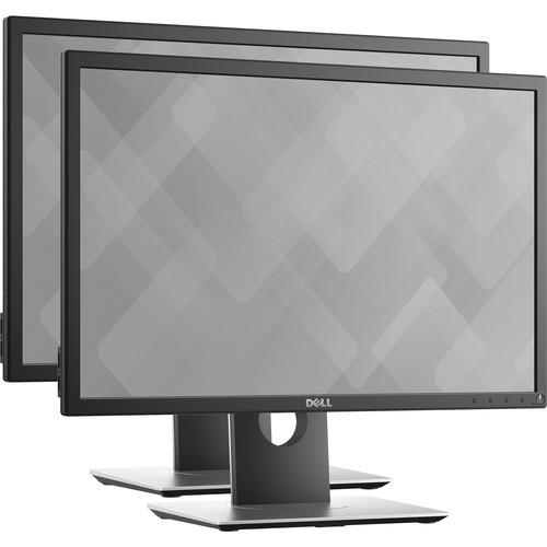 "Dell P2217 22"" 16:10 TN Monitor Kit (2-Pack)"
