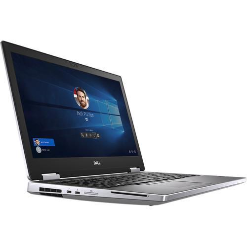 """Dell Precision 7540/ i7-9850H/ 16GB/ 512GB SSD/ RTX3000/  Windows 10 Pro/ 15.6"""""""