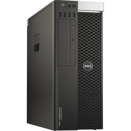 Dell Precision Tower 5000 Series (5810) Workstation with Intel Xeon E5-1620 v4 Processor