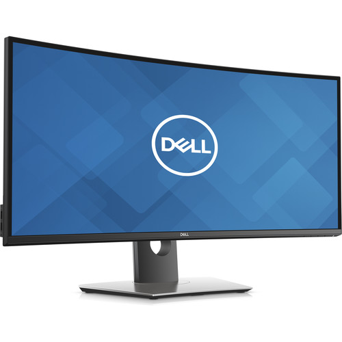 "Dell U3419W UltraSharp 34"" 21:9 Curved IPS Monitor"