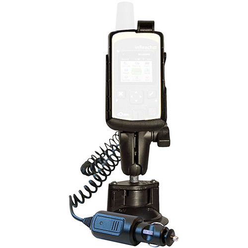 DeLorme inReach SE Powered RAM Suction Cup Mount