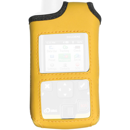 DeLorme inReach Protective and Flotation Case (Yellow)