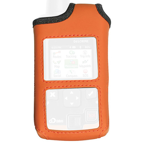 DeLorme inReach Protective and Flotation Case (Orange)
