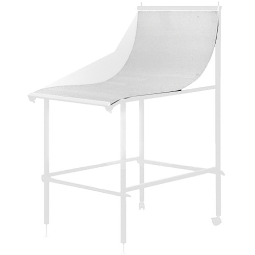 "Delta 1 27 x 54"" Plexiglass for Studio-To-Go Shooting Table (White)"
