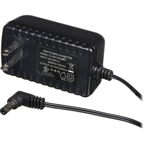 "Delvcam Power Supply for DELV-2LCD7-3GHD Dual 7"" Video Monitor"
