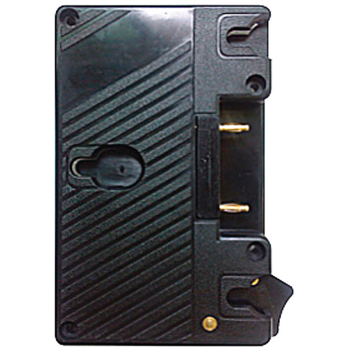 Delvcam DELV-BPAB Anton Bauer Battery Plate for Camera-Top Monitor