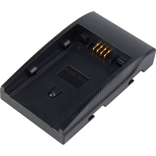 Delvcam DELV-BPDU21 Panasonic DU21 Battery Plate for Select Delvcam Monitors