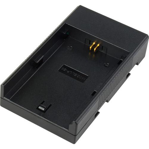 Delvcam DELV-BPLPE6 Canon LP-W6 Battery Plate for Select Delvcam Monitors