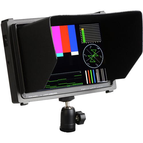 """Delvcam 7"""" 1920 x 1200 HD LCD Monitor with HDMI/SDI Cross Conversion"""