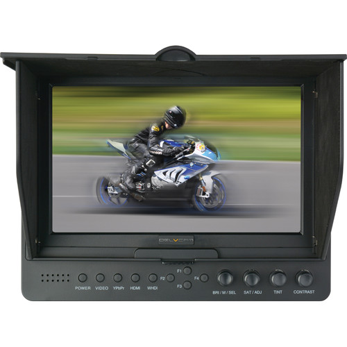 "Delvcam DELV-WHDI-7 7"" Monitor with WHDI Technology"