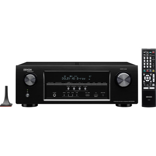 Denon AVR-S700W 7.2 Channel Network AV Receiver