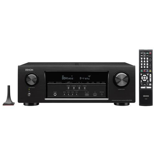 Denon AVR-S720W 7.2-Channel Network A/V Receiver