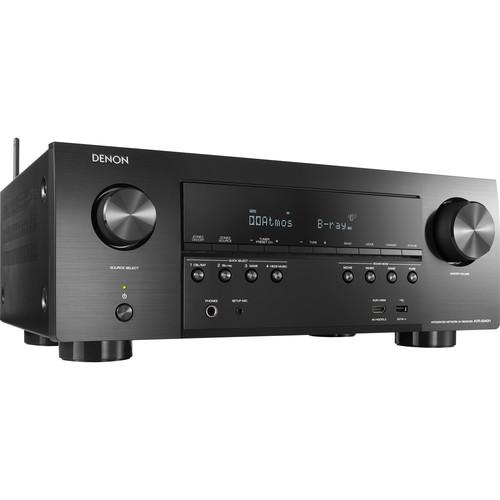 Denon AVR-S940H 7.2-Channel Network A/V Receiver