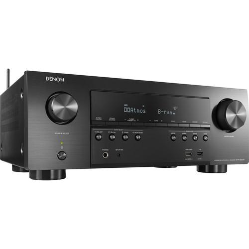 Denon AVR-S950H 7.2-Channel Network A/V Receiver