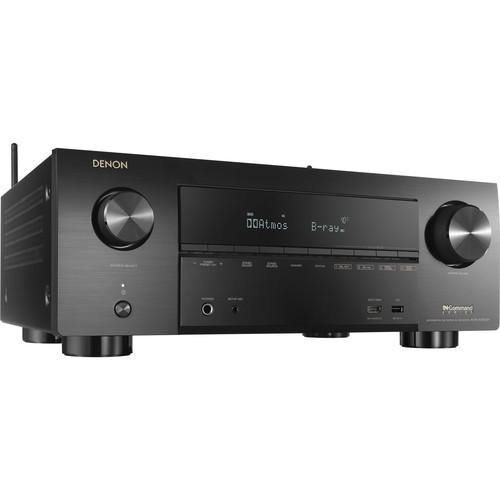 Denon AVR-X3600H 9.2-Channel Network A/V Receiver