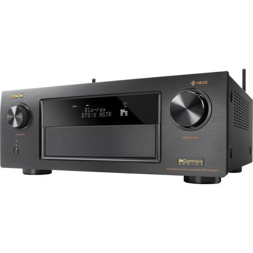 Denon AVR-X4400H 9.2-Channel Network A/V Receiver