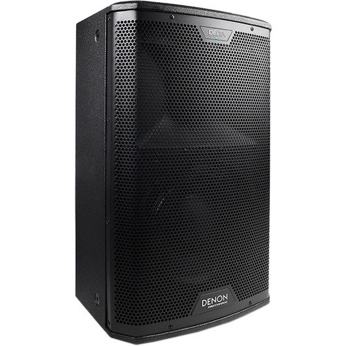 "Denon Delta 10 - 10"" 2-Way Powered Loudspeaker with Wireless Connectivity (2400 W)"