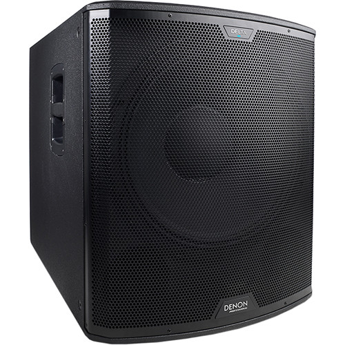 "Denon Delta 18 Sub - 18"" Powered Subwoofer with Wireless Connectivity (2400 W)"