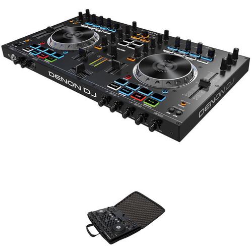 Denon DJ MC4000 Controller Kit with Carry Case
