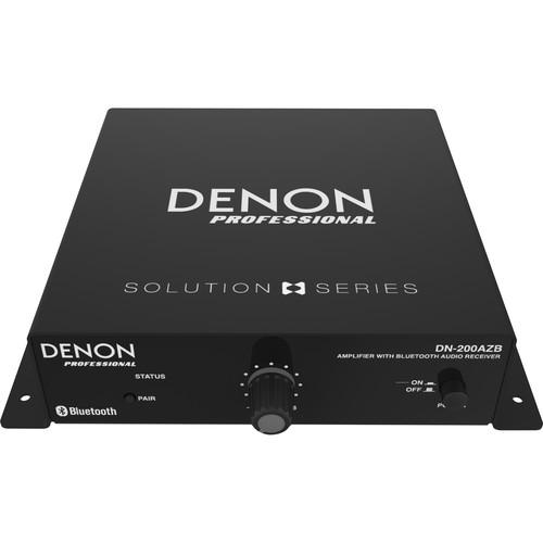 Denon DN-200AZB Bluetooth Receiver with Zone Amplifier