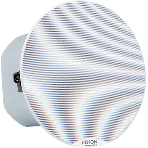 "Denon DN-106S Single 6"" Ceiling Speaker"