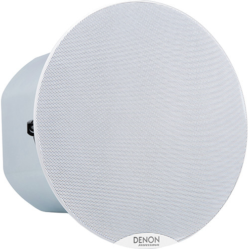 "Denon DN-108S Single 8"" Ceiling Speaker"