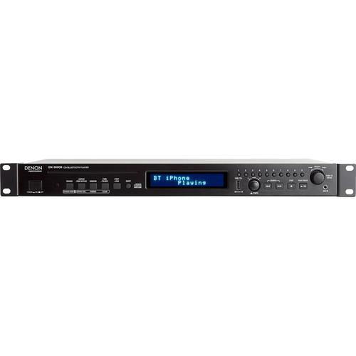 Denon DN-500CB CD/USB/Bluetooth Player with Remote