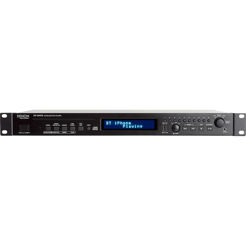 Denon CD Player with Bluetooth - USB/Aux Inputs