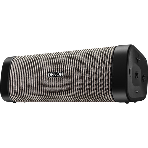 Denon DSB-150BT Envaya Mini Portable Bluetooth Speaker (Gray)
