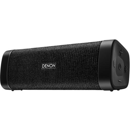 Denon DSB-150BT Envaya Mini Portable Bluetooth Speaker (Black)