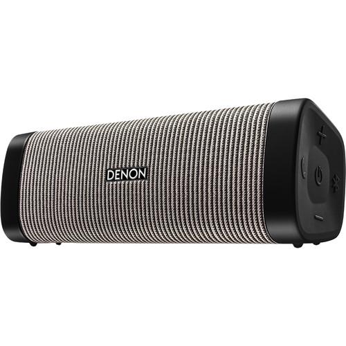 Denon DSB-250BT Envaya Portable Bluetooth Speaker (Gray)