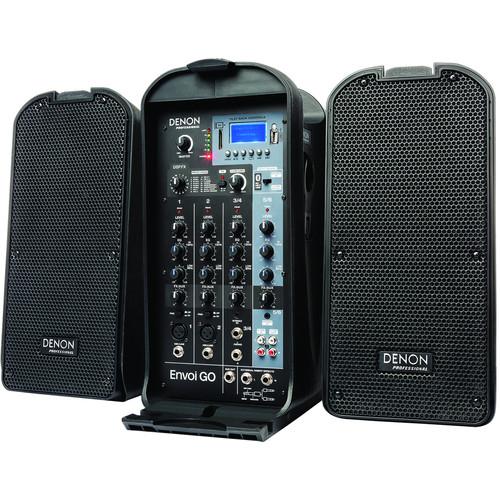 Denon Envoi Go Portable AC/Battery Powered PA System