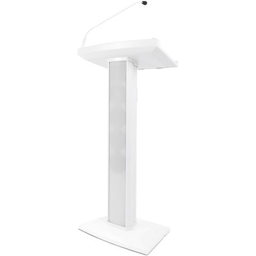 Denon Amplified Speaker Lectern (White)
