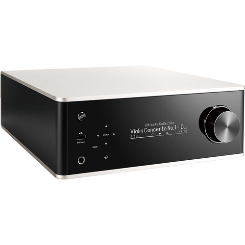 Denon Design Series Digital Stereo AM/FM Receiver with DAC Subwoofer Output