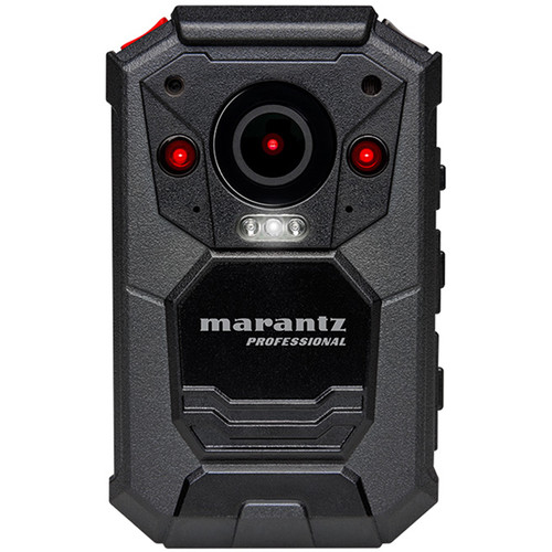 Marantz PMD-901V Night Vision Body Camera with GPS