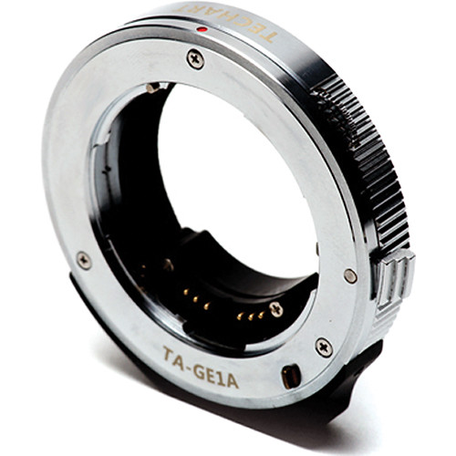 DEO-Tech Golden Eagle Contax G Lens to Sony NEX Camera Lens Mount Adapter Mark III
