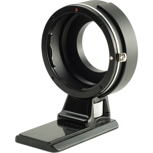 DEO-Tech OWL Canon EF Lens to MFT Mount Drop-In Filter Adapter
