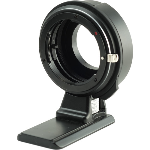 DEO-Tech OWL Nikon G Lens to MFT Mount Drop-in Filter Adapter
