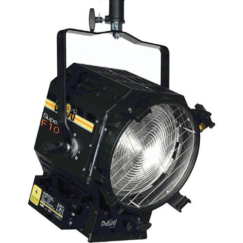 DeSisti LEONARDO Super F10 Daylight-Balanced LED Fresnel Light (Manual Operation)