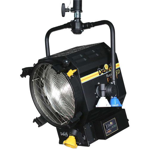 DeSisti Super LED F10 Daylight-Balanced Fresnel (Pole Operated)